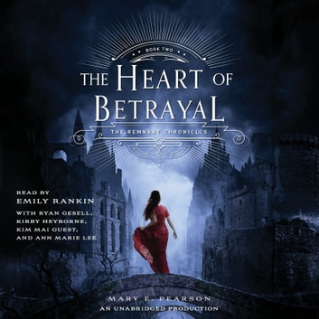 The Heart of Betrayal audiobook by Mary E. Pearson