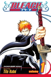 Bleach, Vol. 1 - Strawberry and the Soul Reapers ebook by Tite Kubo,Tite Kubo