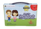 Meet the Sight Words Level 1 Easy Reader Books (set of 12 books) ebook by Kathy Oxley