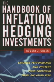 The Handbook of Inflation Hedging Investments ebook by Greer, Robert