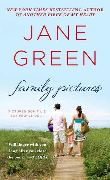 Family Pictures - A Novel ebook by Jane Green