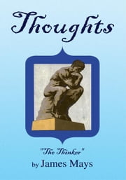 Thoughts ebook by James Mays