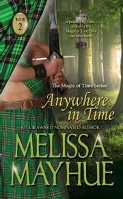 Anywhere in Time ebook by Melissa Mayhue
