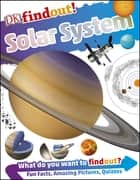 Solar System ebook by Sarah Cruddas