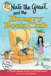 Nate the Great and the Hungry Book Club ebook by Marjorie Weinman Sharmat,Mitchell Sharmat,Jody Wheeler