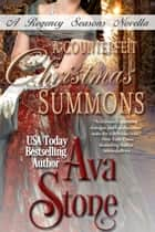 A Counterfeit Christmas Summons ebook by Ava Stone