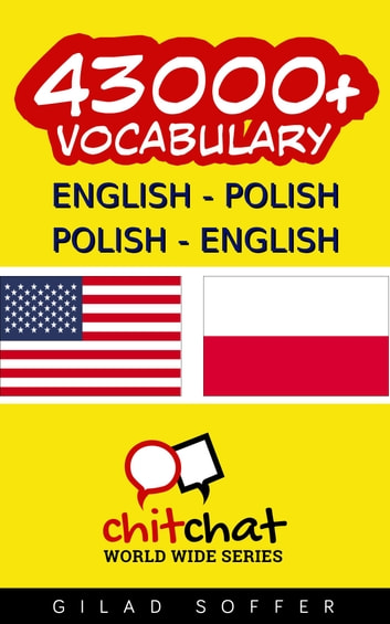 43000+ English - Polish Polish - English Vocabulary ebook by Gilad Soffer