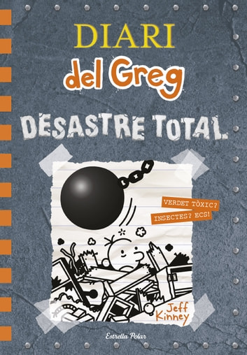 Diari del Greg 14. Desastre total ebook by Jeff Kinney