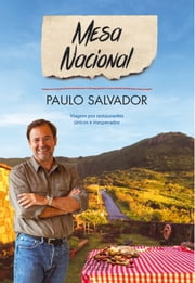 Mesa Nacional ebook by Paulo Salvador