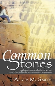 Common Stones - A glimpse into several different worlds, in an effort to become more acquainted with our own ebook by Alicia M. Smith