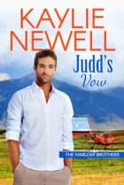 Judd's Vow ebook by