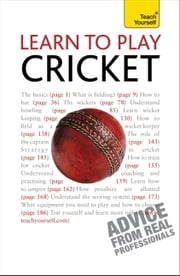 Learn To Play Cricket: Teach Yourself ebook by Mark Butcher,Paul Abraham