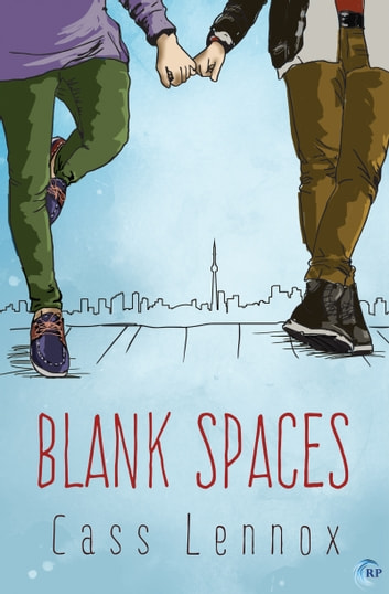 Blank Spaces ebook by Cass Lennox