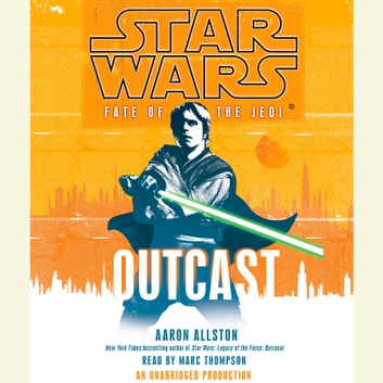 Outcast: Star Wars Legends (Fate of the Jedi) audiobook by Aaron Allston