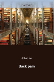 Back Pain ebook by John Lee,Suzanne Brook,H. Clare Daniel