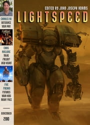 Lightspeed Magazine, November 2010 ebook by John Joseph Adams,Charles Yu,Caitlin R. Kiernan