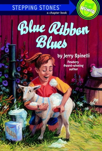Blue Ribbon Blues - A Tooter Tale ebook by Jerry Spinelli