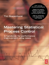 Mastering Statistical Process Control ebook by Tim Stapenhurst