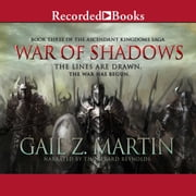 War of Shadows audiobook by Gail Z. Martin