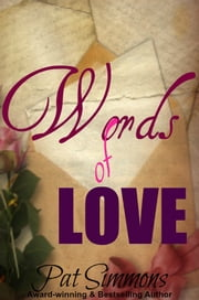 Words of Love ebook by Pat Simmons