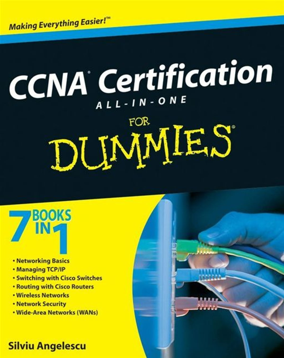 Ccna certification all in one for dummies ebook by silviu ccna certification all in one for dummies ebook by silviu angelescu 9780470635926 rakuten kobo 1betcityfo Gallery
