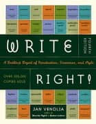 Write Right! ebook by Jan Venolia