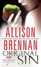 Original Sin ebook by Allison Brennan