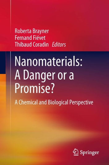 Nanomaterials: A Danger or a Promise? - A Chemical and Biological Perspective ebook by