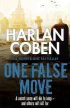 One False Move eBook by Harlan Coben