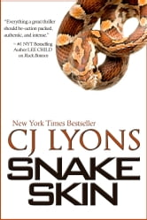 SNAKE SKIN - A Lucy Guardino FBI Thriller ebook by CJ Lyons