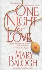 One Night for Love ebook by Mary Balogh