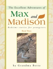 The Excellent Adventures of Max and Madison - Bedtime stories for youngsters ebook by Grandma Bette