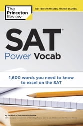 SAT Power Vocab ebook by Princeton Review