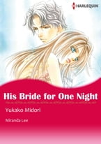 HIS BRIDE FOR ONE NIGHT, Harlequin Comics