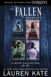 The Fallen Series: 4-Book Collection ebook by Lauren Kate