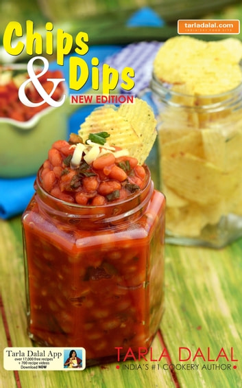 Chips and Dips ebook by Tarla Dalal
