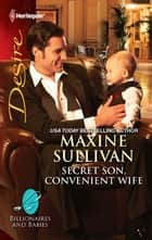 Secret Son, Convenient Wife ebook by Maxine Sullivan