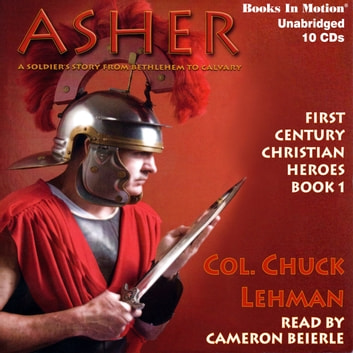 Asher audiobook by Col. Chuck Lehman