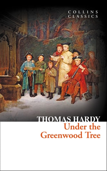 Risultati immagini per under the greenwood thomas hardy