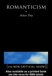 Romanticism ebook by Day, Aidan, Professor