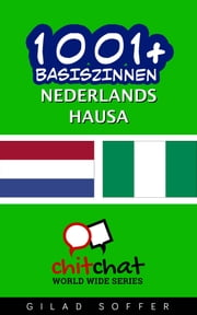 1001+ basiszinnen nederlands - Hausa ebook by Kobo.Web.Store.Products.Fields.ContributorFieldViewModel