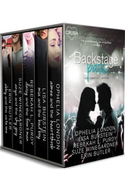 Backstage Pass Boxed Set ebook by Erin Butler, Suze Winegardner, Rebekah L. Purdy,...