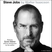 Steve Jobs audiobook by Walter Isaacson