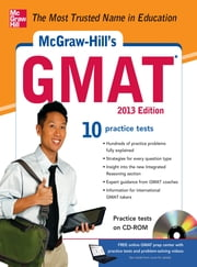 McGraw-Hill's GMAT 2013 Edition ebook by James Hasik,Stacey Rudnick,Ryan Hackney