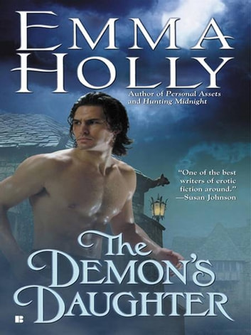The Demon's Daughter ebook by Emma Holly