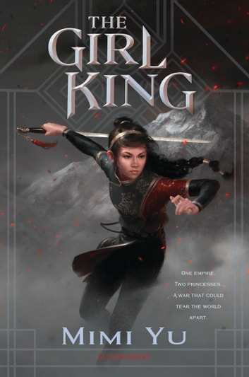 The Girl King ebook by Mimi Yu