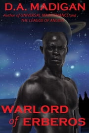 Warlord of Erberos ebook by D.A. Madigan