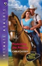 Protecting the Princess ebook by Carla Cassidy