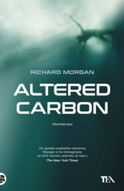 Altered Carbon ebook by Richard Morgan