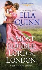 The Most Eligible Lord in London ebook by